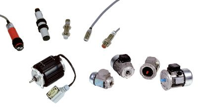 ELECTRIC AND MECHANICAL COMPONENTS