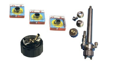 SPRAY GUNS AND NOZZLES