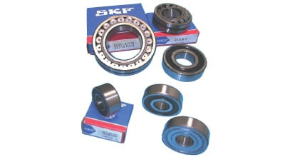 BEARINGS, SUPPORTS AND ARTICULATIONS