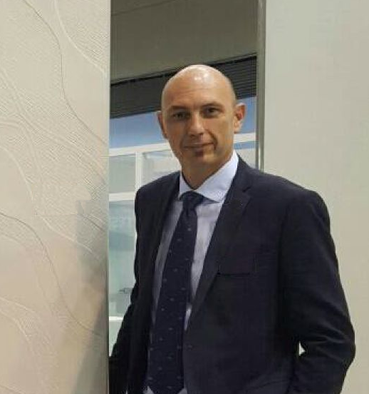 """Marco Grani, """"Sales & Business Development Manager"""" of INTER SER"""