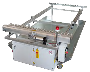ROLLERS TURNING MACHINE