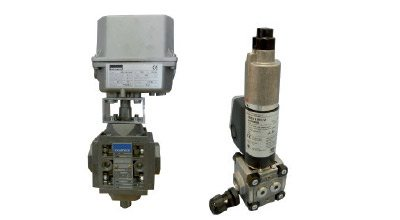 GAS VALVES AND ELECTROVALVES